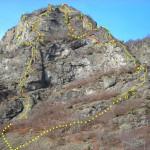 Cresta delle Torri