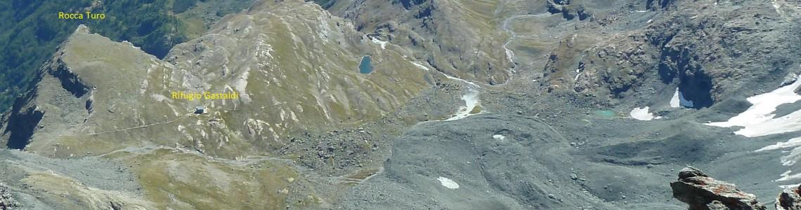 Giro laghetti glaciali - profilo