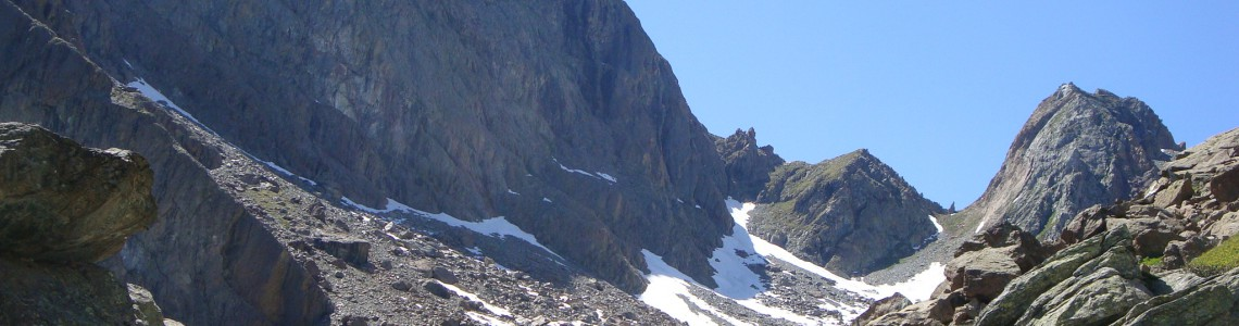 Sentiero Balcone Alto Ala - profilo