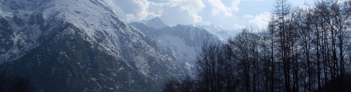 Sentiero Balcone Basso Ala - profilo