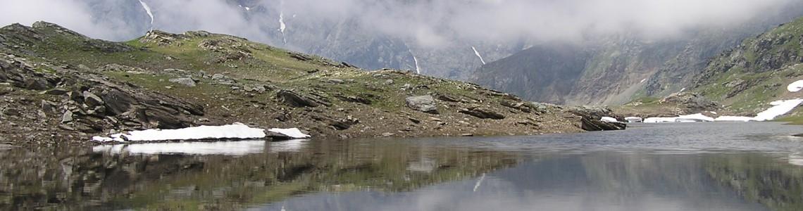 Anello Lago della Rossa - profilo