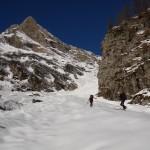Scialpinismo Canale d'Arnas - 01