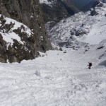 Scialpinismo Canale d'Arnas - 02