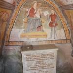 Affreschi Cappella degli Appestati