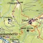 Sentiero Castei D'le Rive - 02