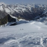 Scialpinismo Cornetti Paschiet - 02
