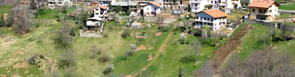 Sentiero natura Viù - profilo