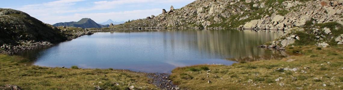 Sentiero 7 laghi d'Ovarda - profilo