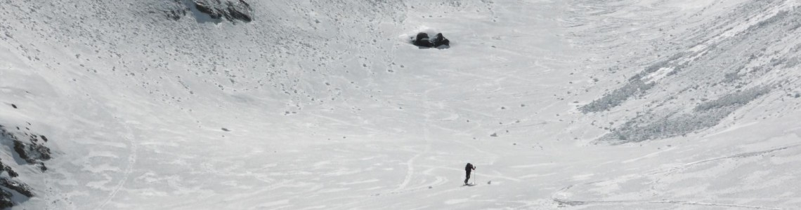 Scialpinismo Cornetti Paschiet Servin - profilo