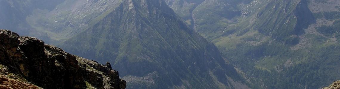Trekking degli alpeggi - profilo