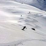 Scialpinismo Canale delle Capre - 05