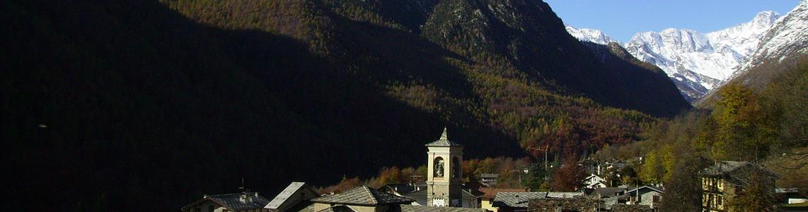 Val d'Ala - profilo
