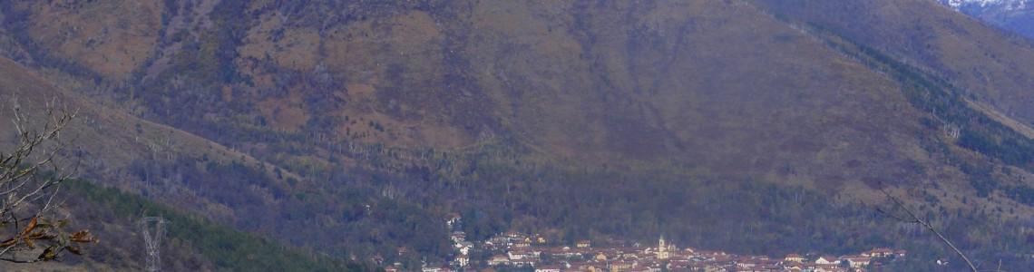 Val Ceronda e Casternone - profilo
