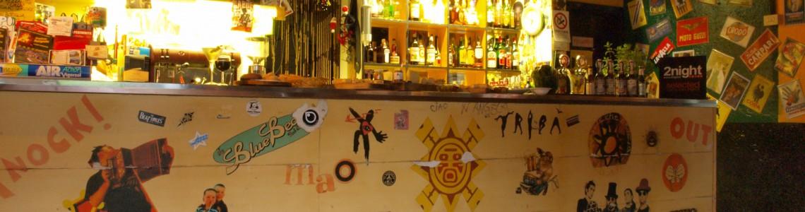 Pub - Sala giochi - profilo