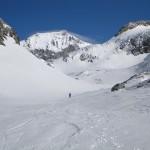 Scialpinismo Canale delle Capre - 01