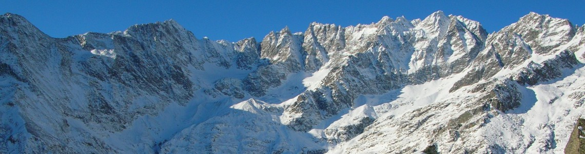 Scialpinismo Groscavallo - profilo
