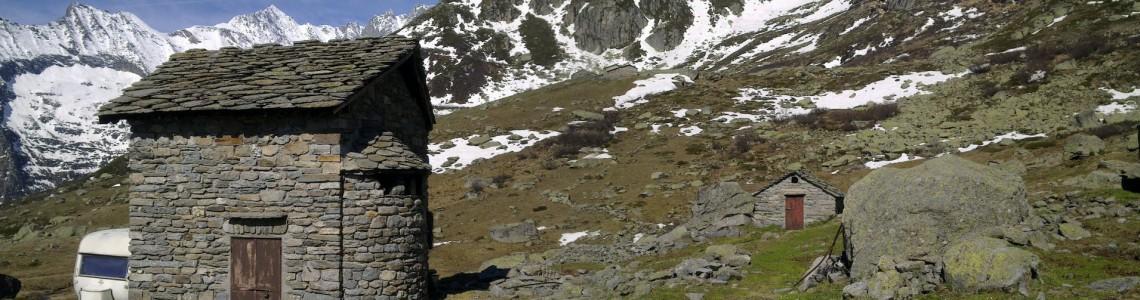 Balcone Val Grande - profilo
