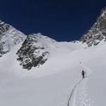 Scialpinismo Canale d'Arnas - 04