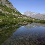 Lago Paschiet e Uja di Ciamarella