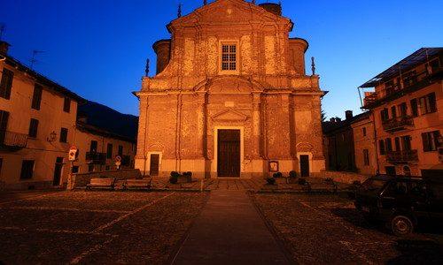 Chiesa di San Genesio e Sant' Anna